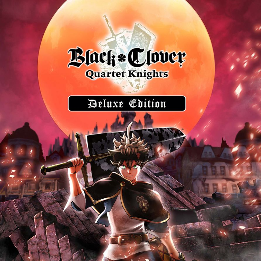 BLACK CLOVER: QUARTET KNIGHTS - DELUXE EDITION (STEAM)