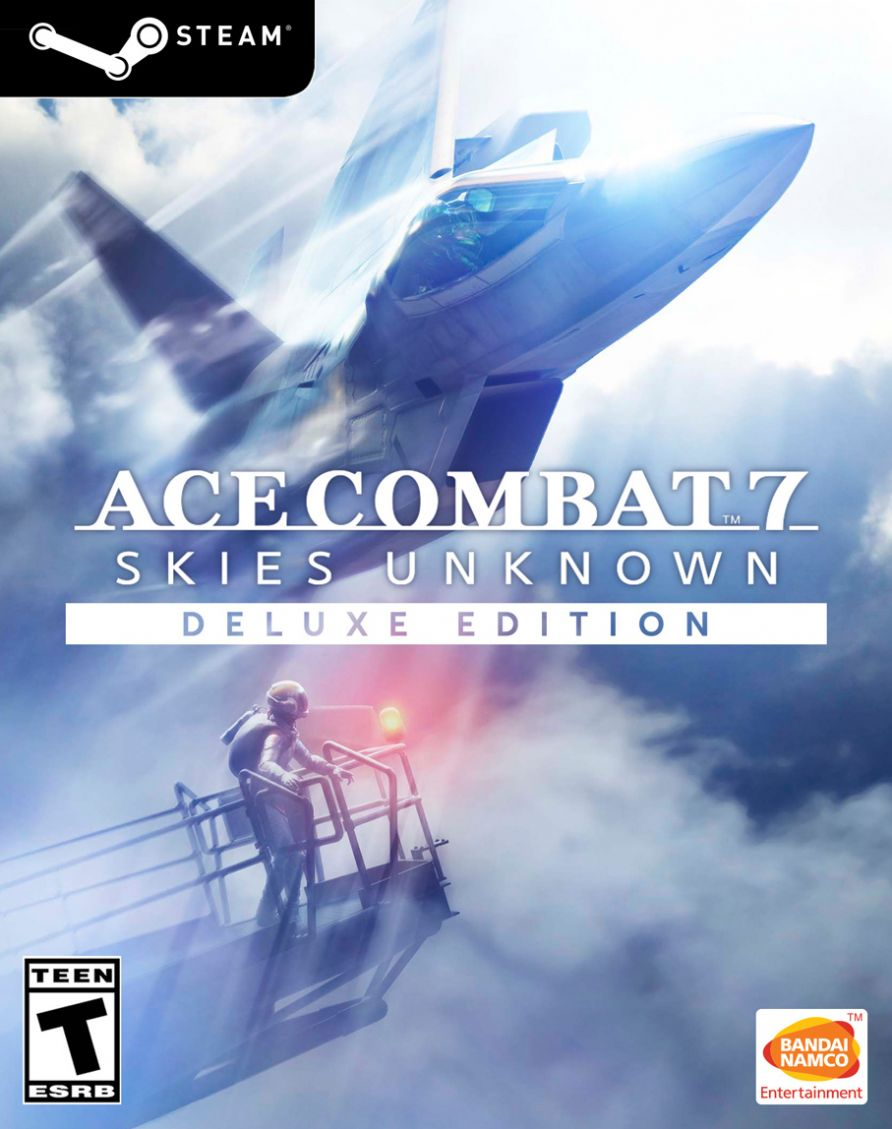 ACE COMBAT™7 Skies Unknown Deluxe Edition  (Steam Key)
