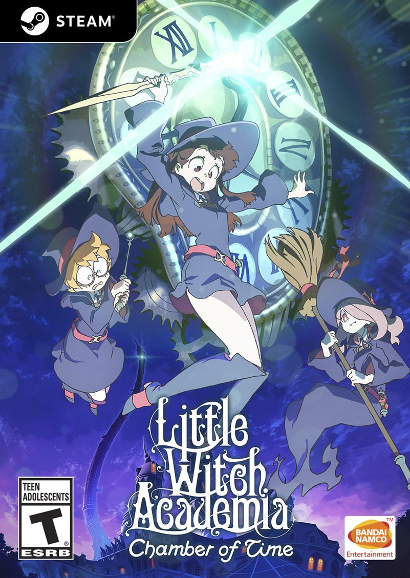 Little Witch Academia: Chamber of Time (Steam Key)