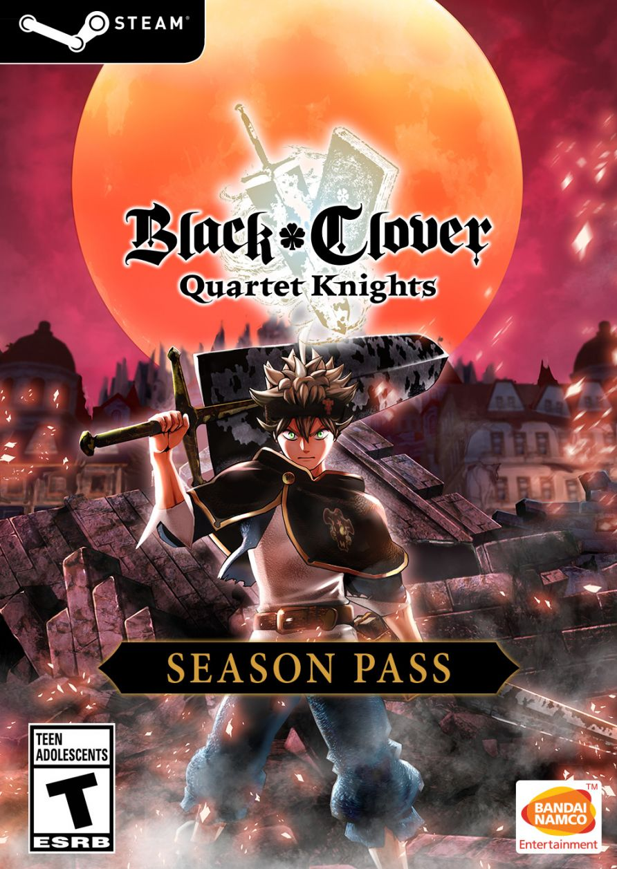 BLACK CLOVER: QUARTET KNIGHTS - Season Pass (STEAM)