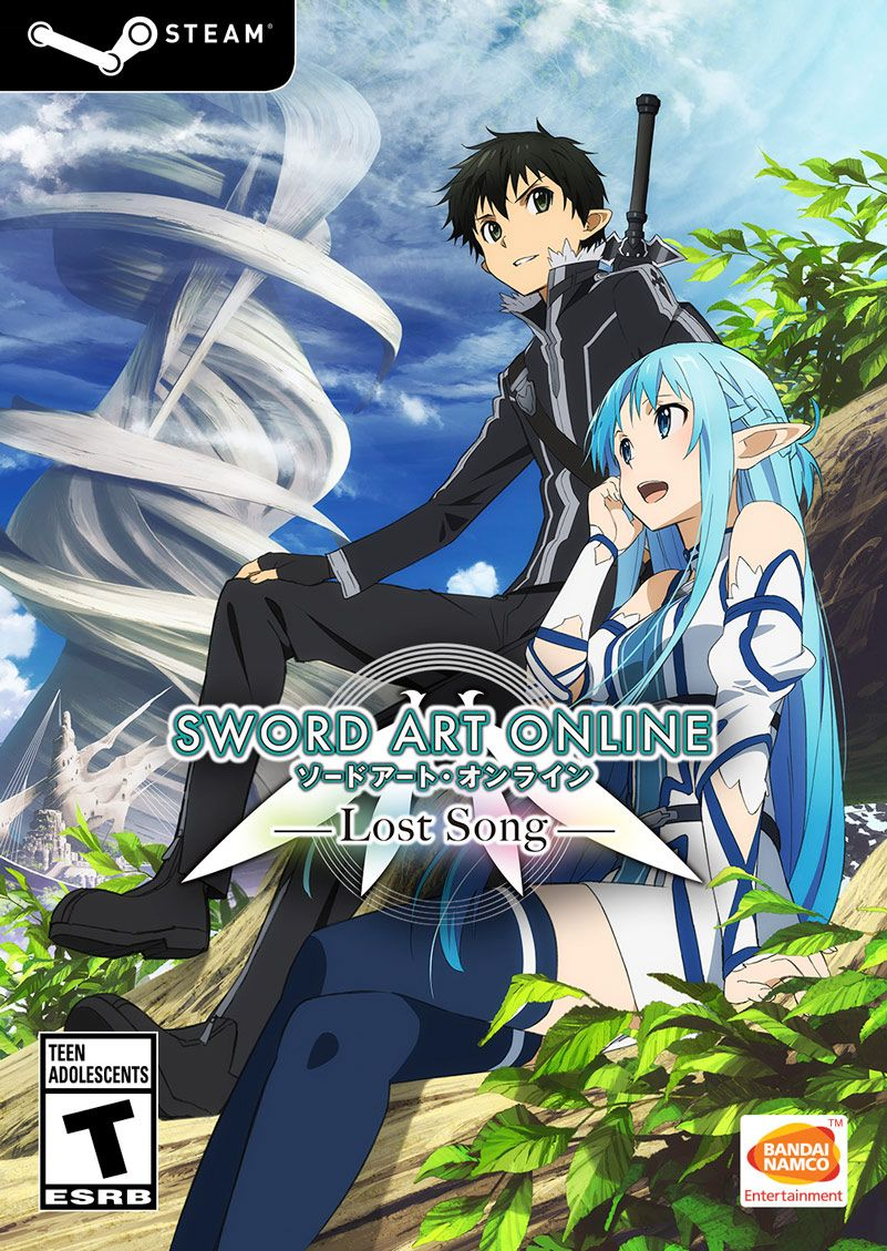 Sword Art Online: Lost Song (Steam Key)
