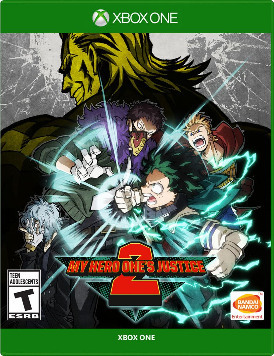 My Hero One's Justice 2 Collector's Edition (Xbox One)