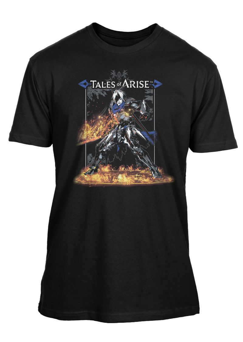 Tales of Arise - Alphen Character T-Shirt (Large)