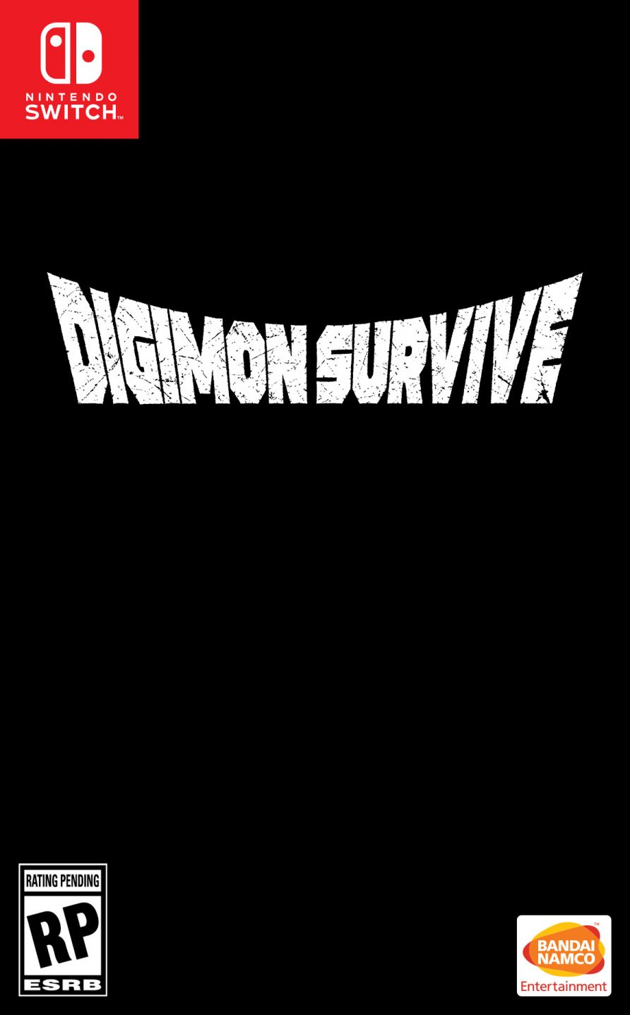 Digimon Survive (Nintendo Switch)