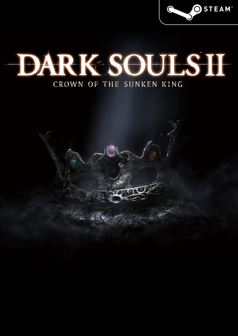 Dark Souls II: Crown of the Sunken King (Steam Key)