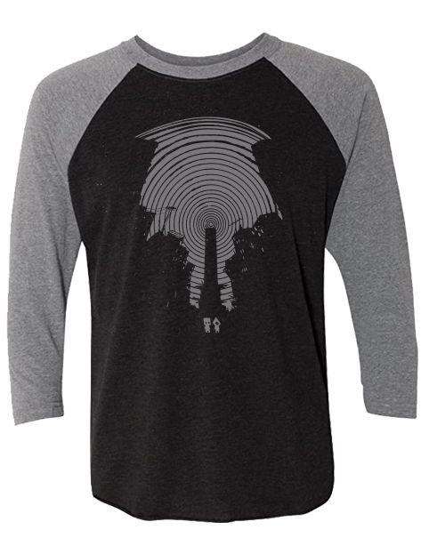 Little Nightmares II -  Pale City Raglan - Small