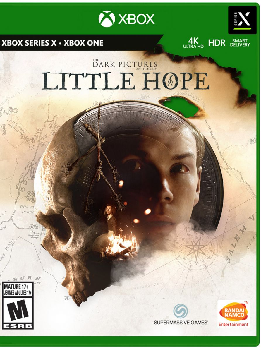 The Dark Pictures: Little Hope (Xbox One)