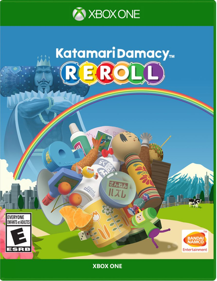 Katamari Damacy REROLL (Xbox One)