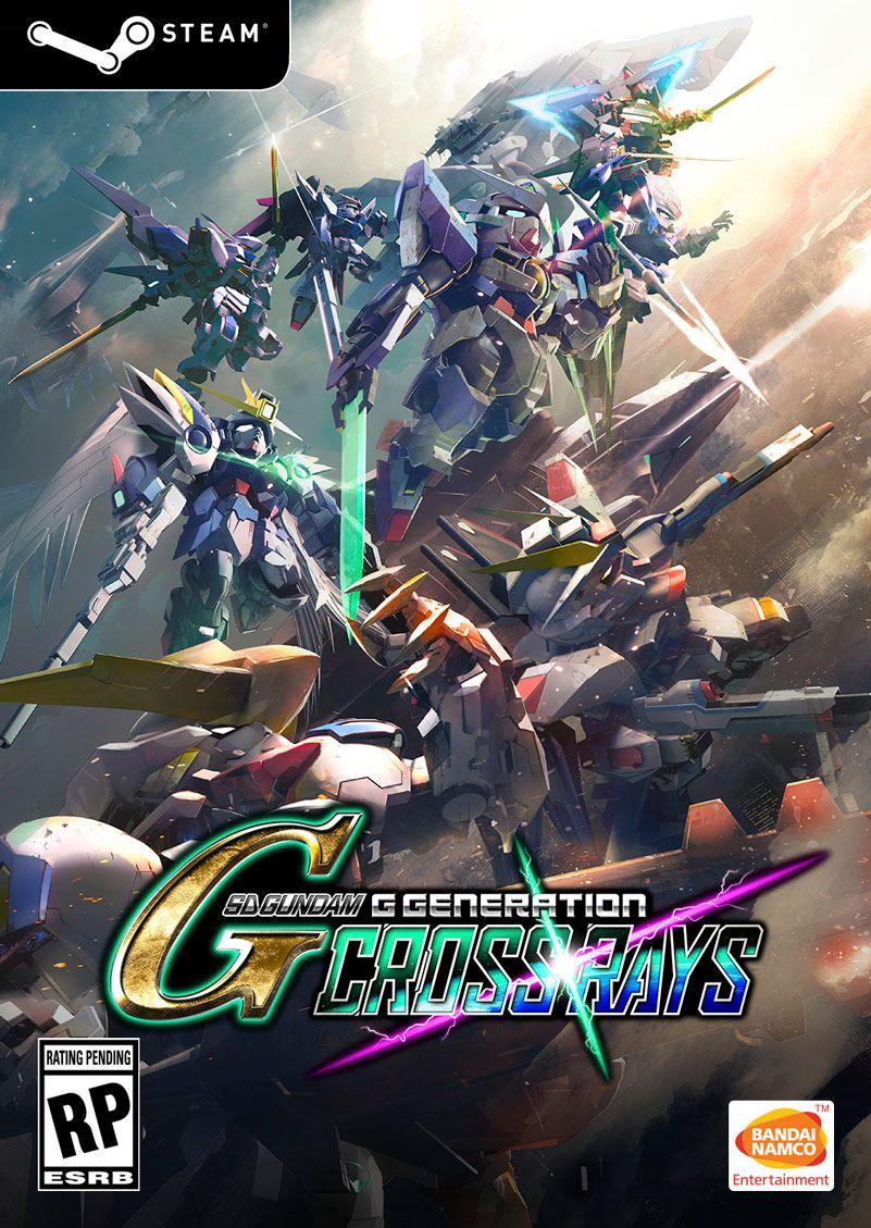 SD GUNDAM G GENERATION CROSS RAYS (Steam)
