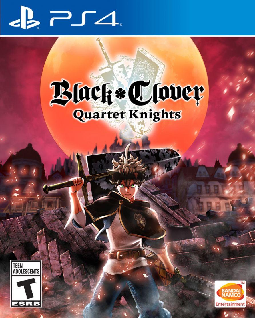 Black Clover: Quartet Knights (Playstation 4)