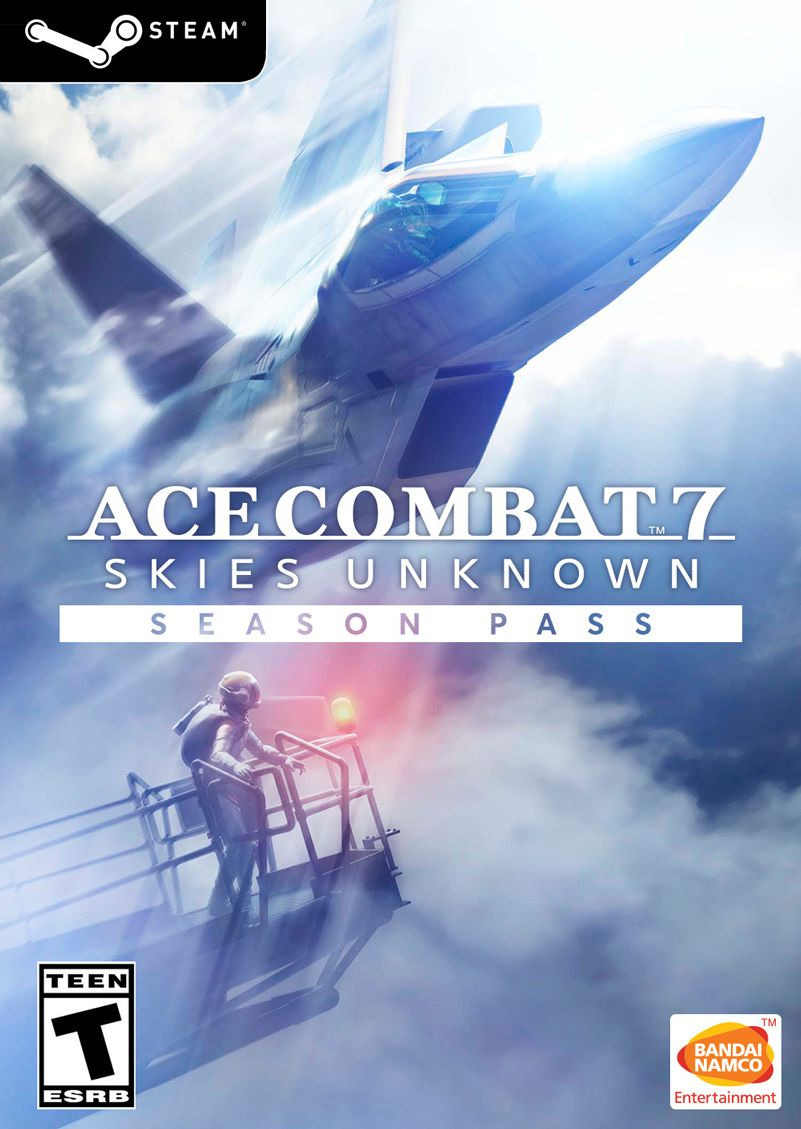 ACE COMBAT™7 Skies Unknown Season Pass  (Steam Key)