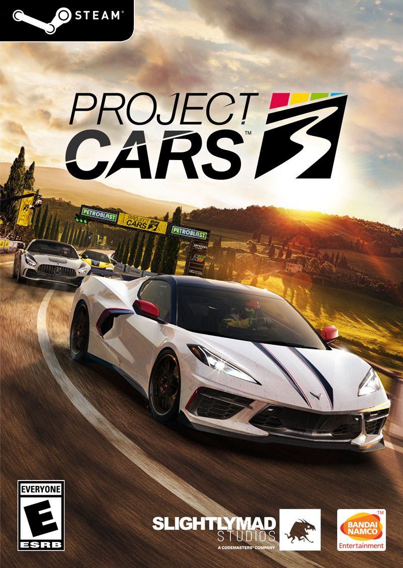 Project Cars 3 (STEAM)