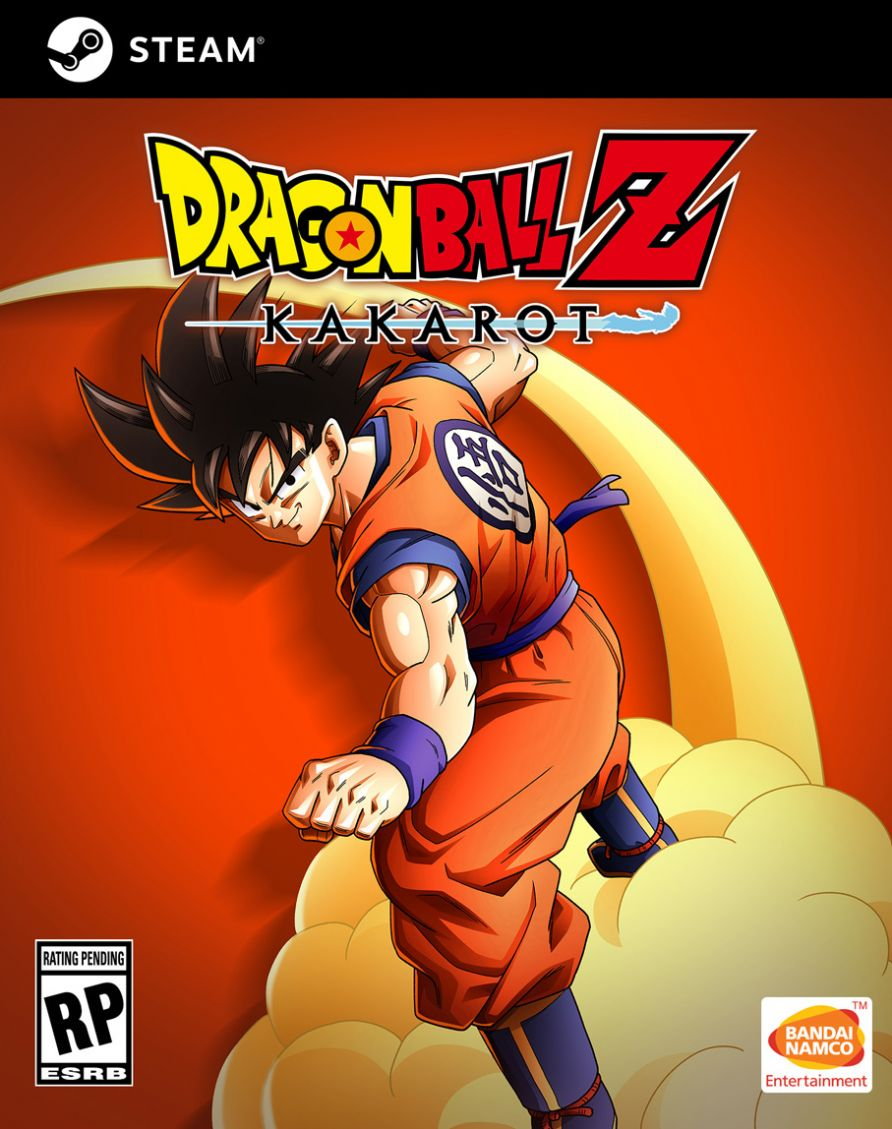 DRAGON BALL Z: KAKAROT  (STEAM)