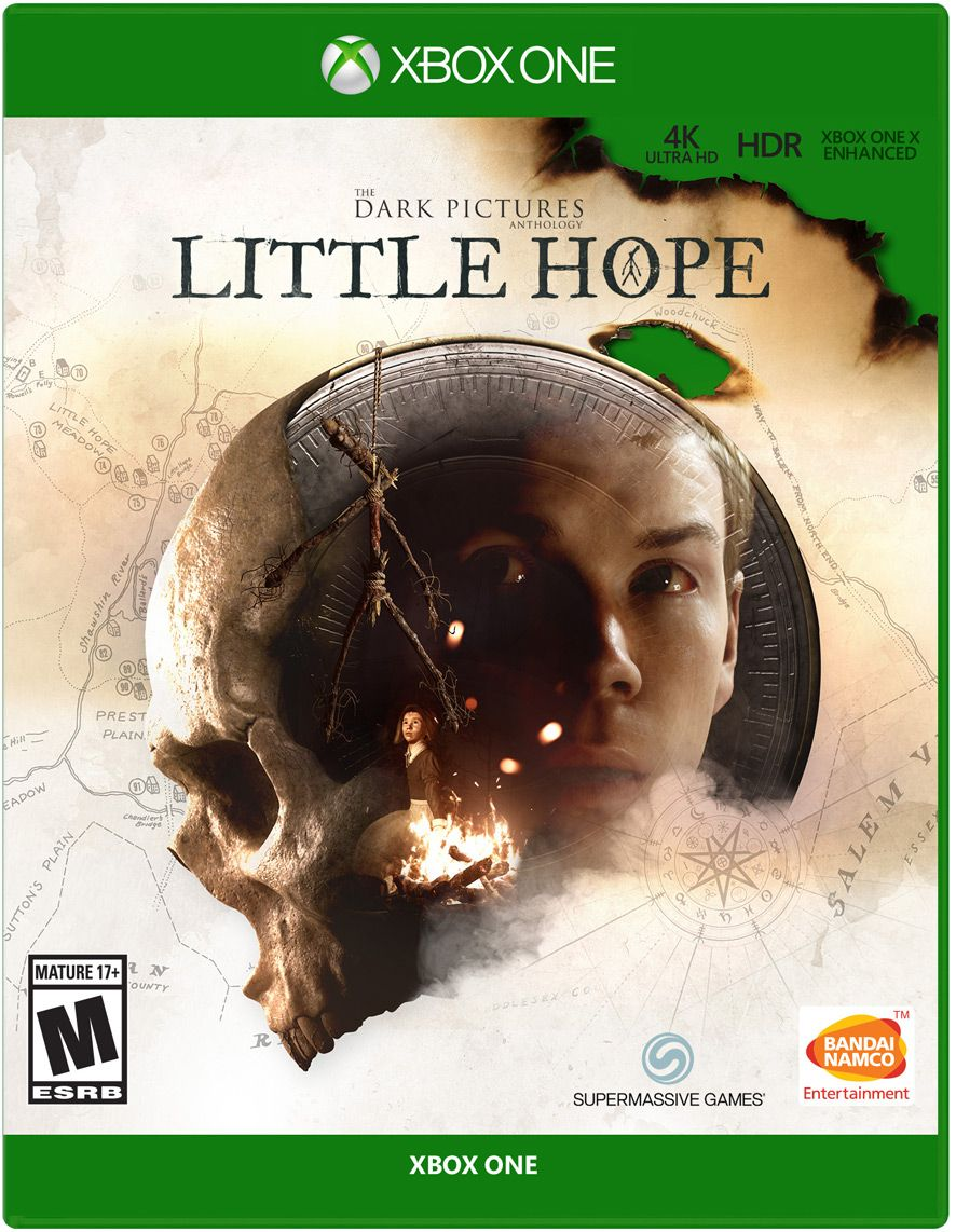 The Dark Pictures: Little Hope - Special Bundle (Xbox One)