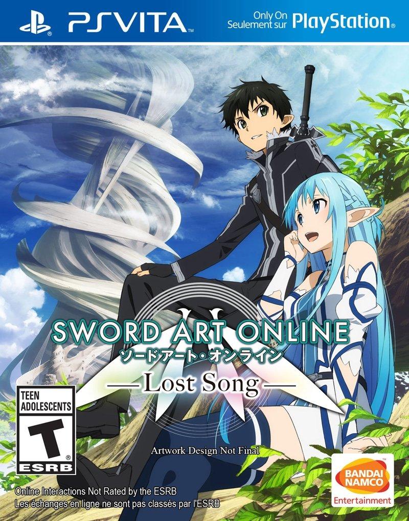 Sword Art Online: Lost Song (PS Vita)