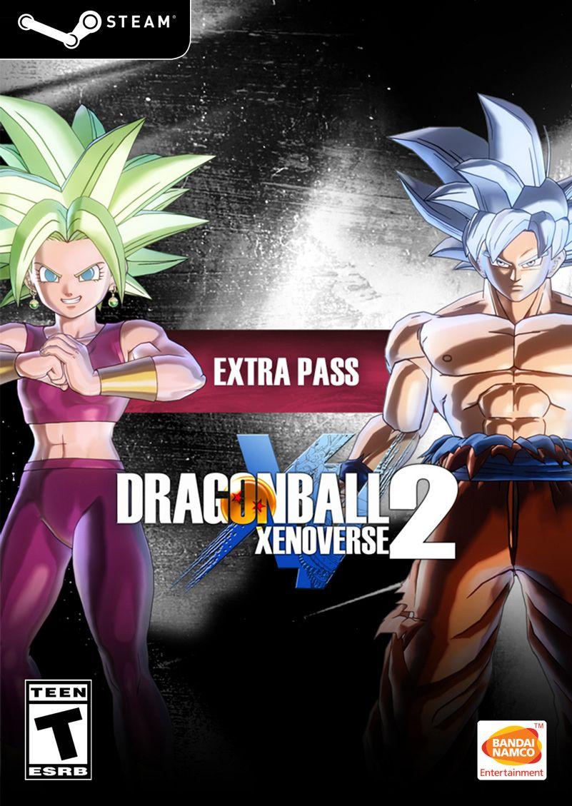Dragon Ball Xenoverse 2 - Extra Pass (STEAM)