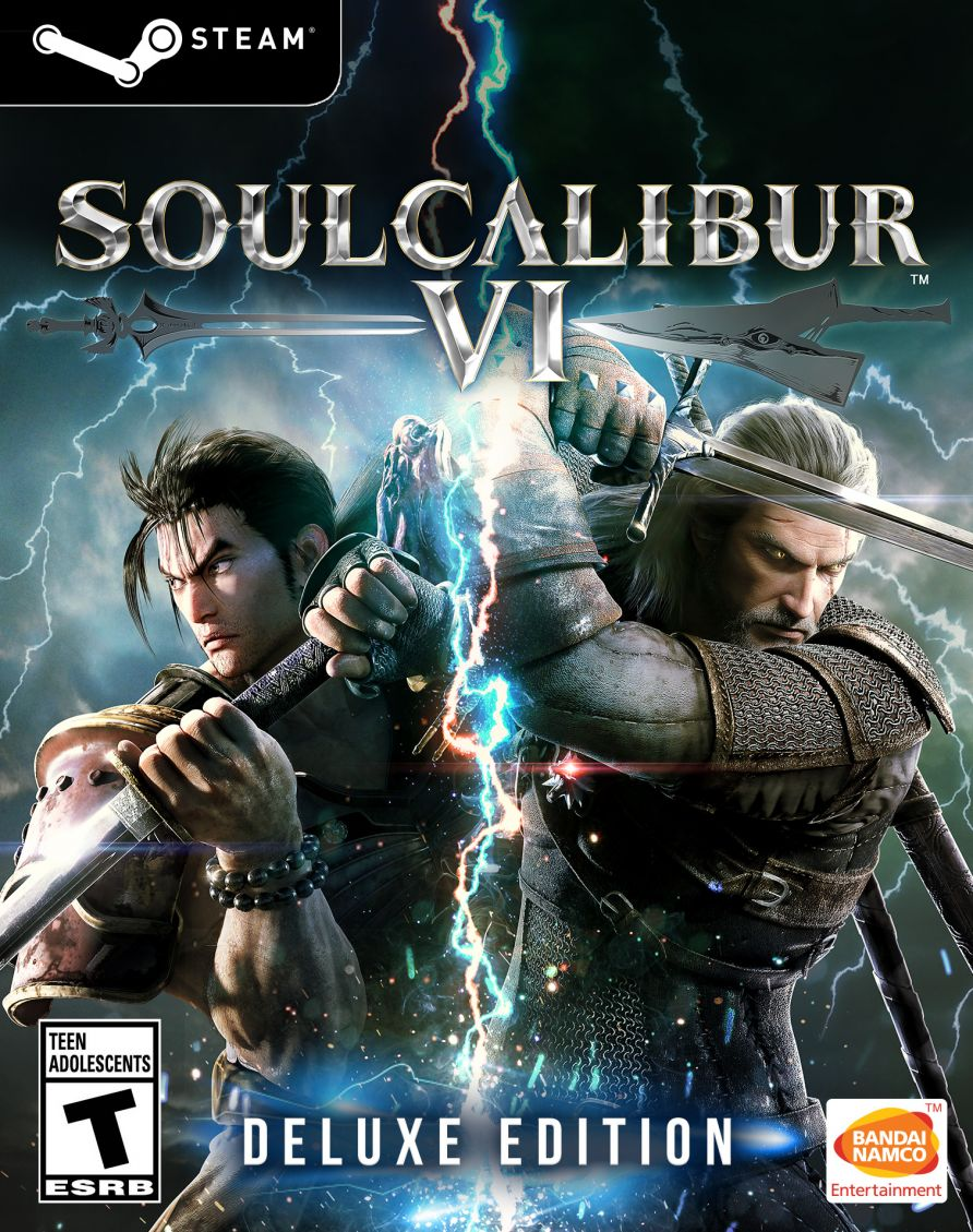SOULCALIBUR™VI Deluxe Edition (Steam Key)