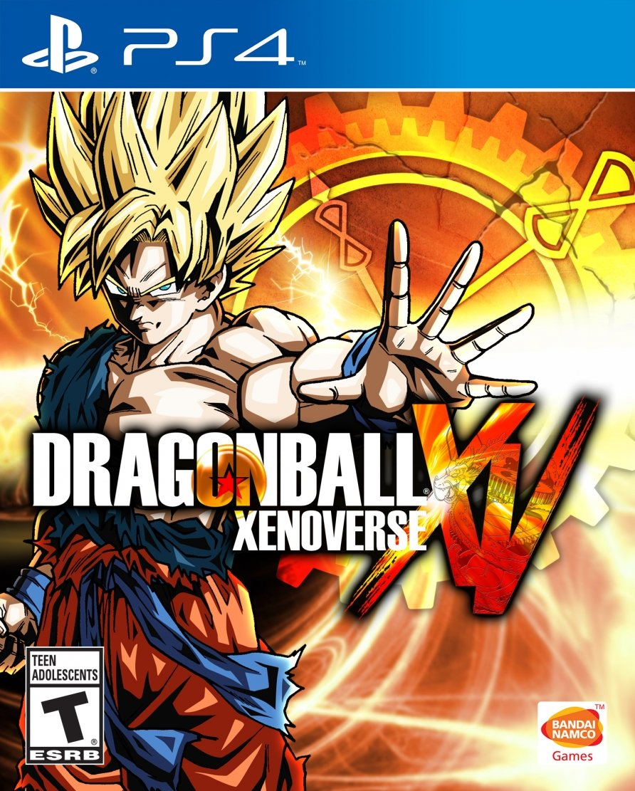 Dragon Ball Xenoverse (PlayStation 4)