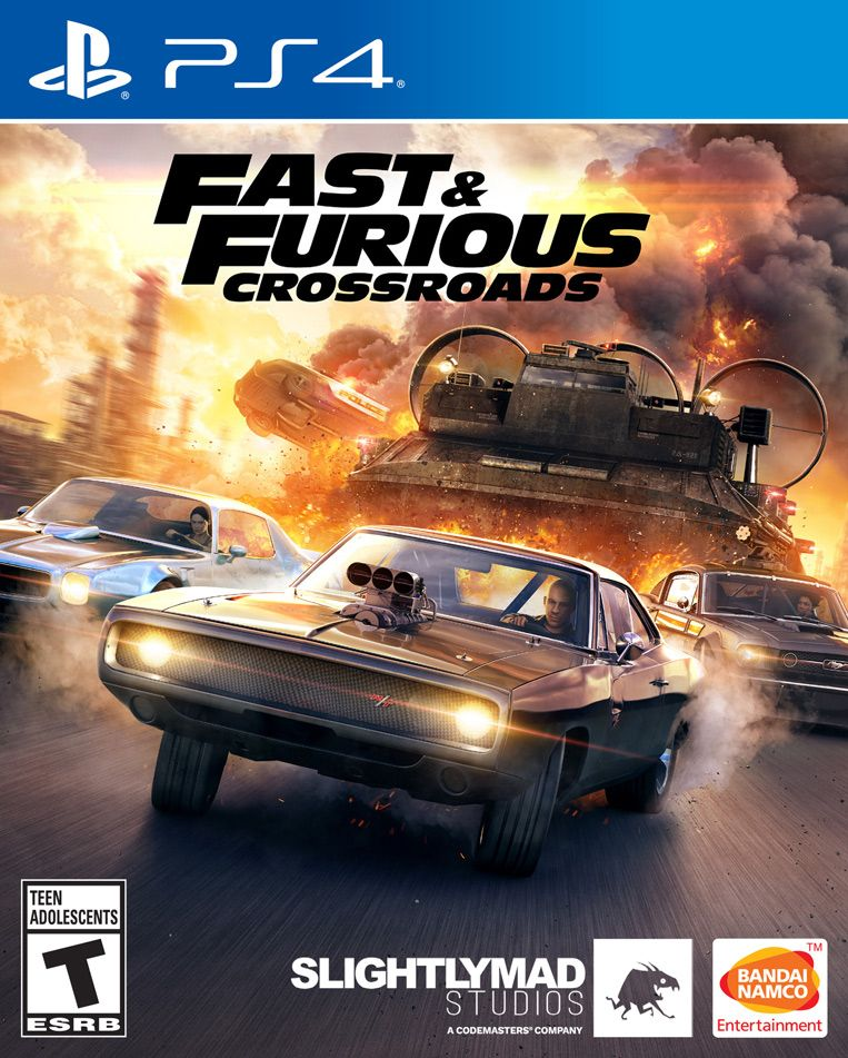 Fast & Furious Crossroads (Playstation 4)