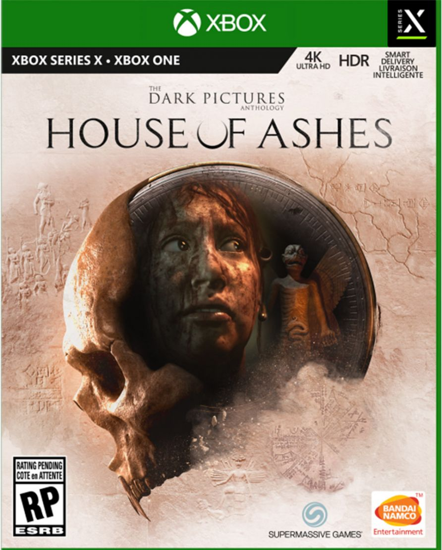 The Dark Pictures: House of Ashes - XB1/XSX