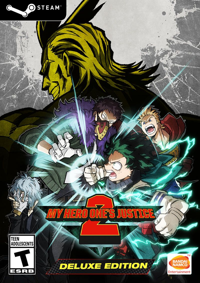 MY HERO ONE'S JUSTICE 2 - Deluxe Edition  (STEAM)