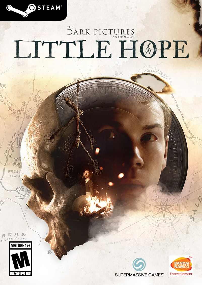 The Dark Pictures Anthology: Little Hope (STEAM)