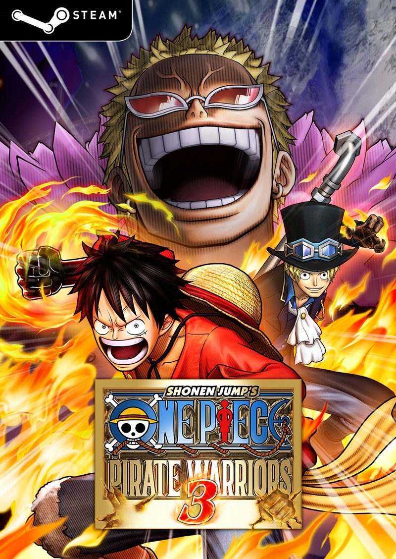 One Piece: Pirate Warriors 3 (Steam Key)