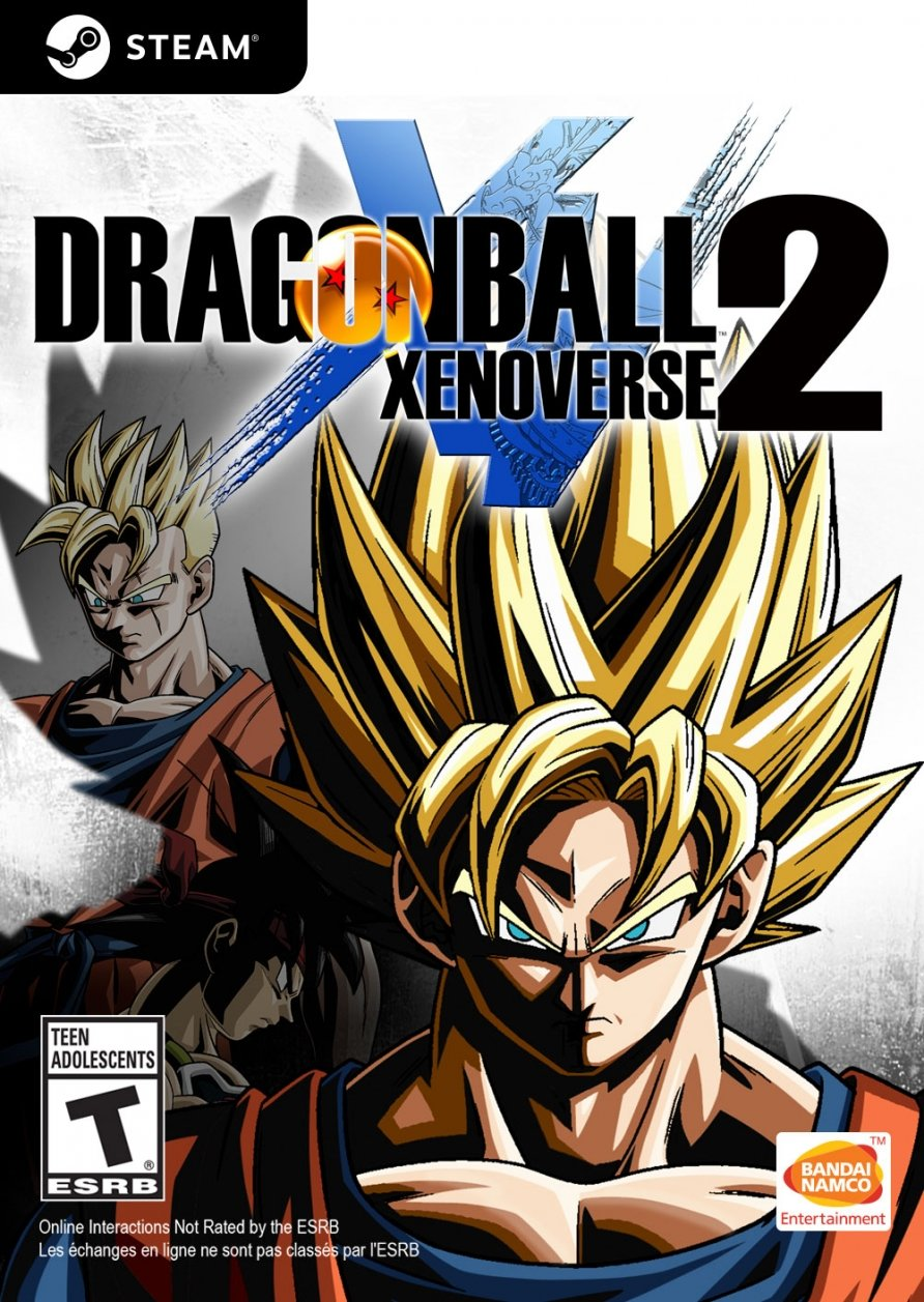 Dragon Ball Xenoverse 2 (Steam Key)