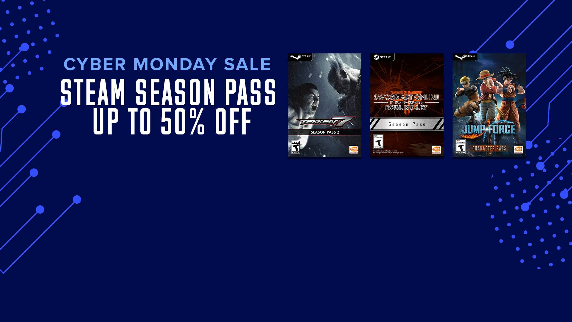 Season Pass | Bandai Namco Store