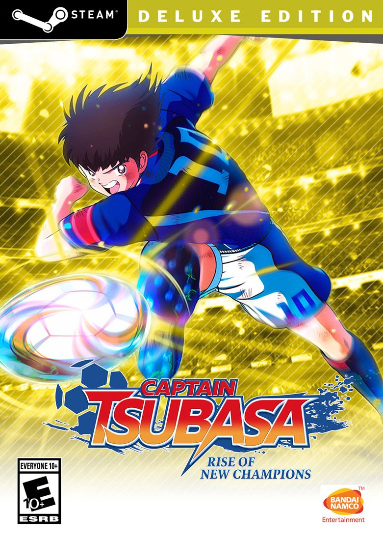 Captain Tsubasa: Rise of New Champions Deluxe Edition (STEAM)