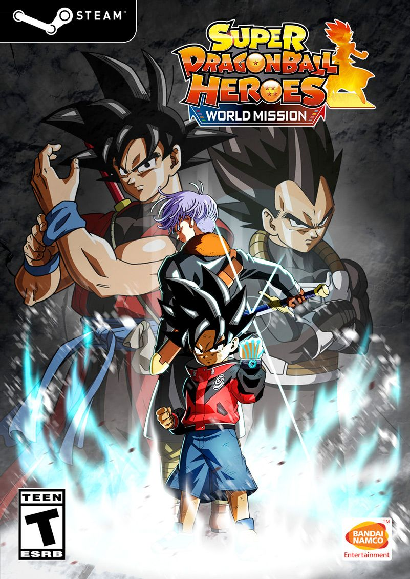 Super DRAGON BALL Heroes: World Mission (STEAM)