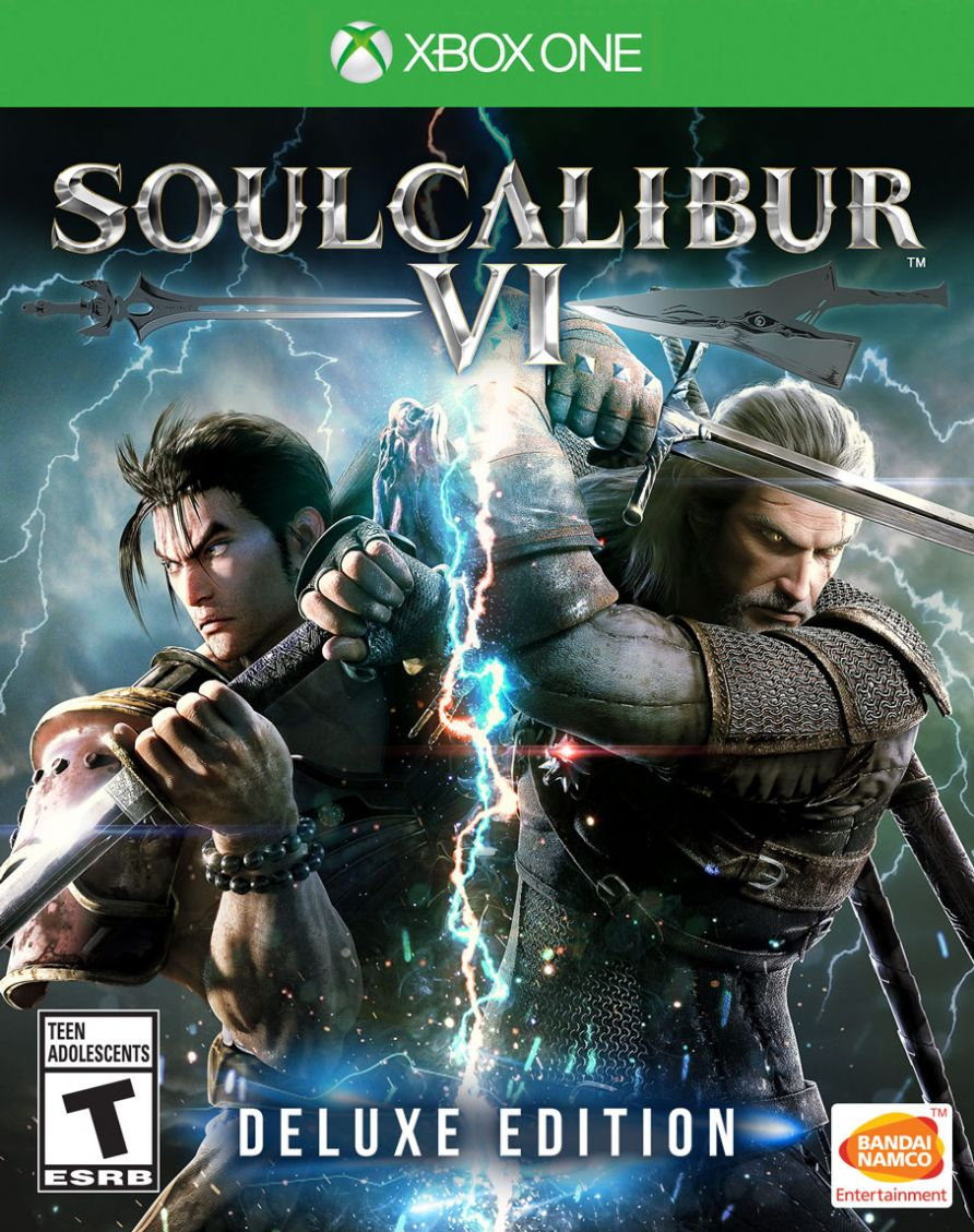 SOULCALIBUR™VI Deluxe Edition (Xbox One)