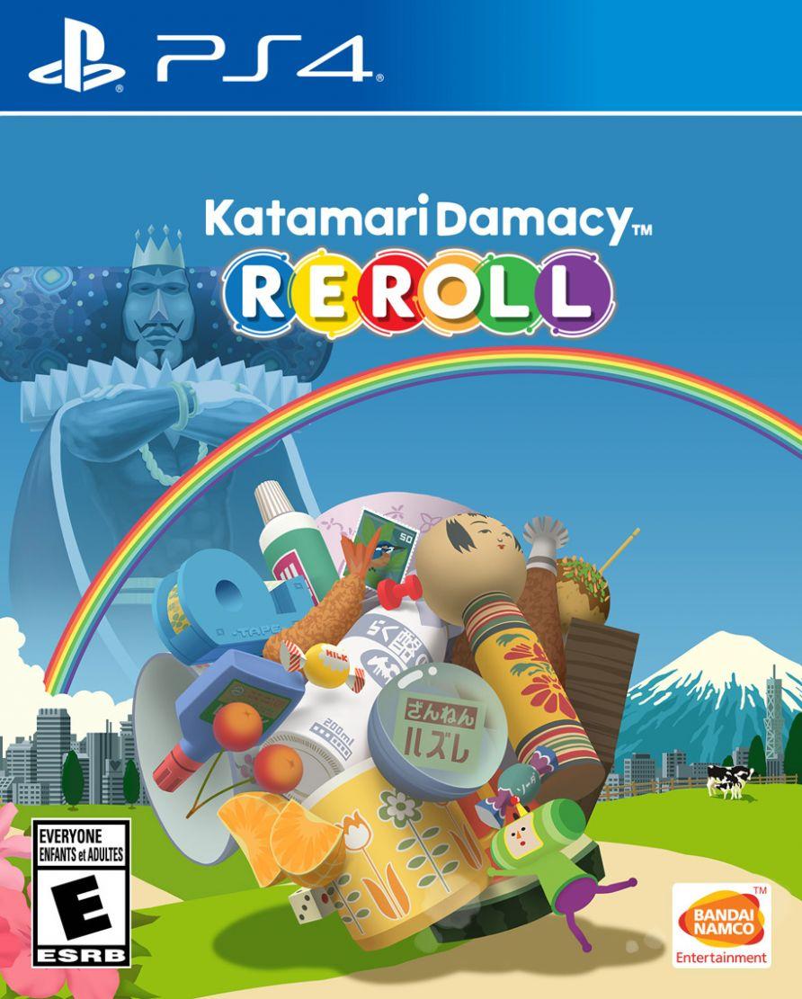 Katamari Damacy REROLL (Playstation 4)