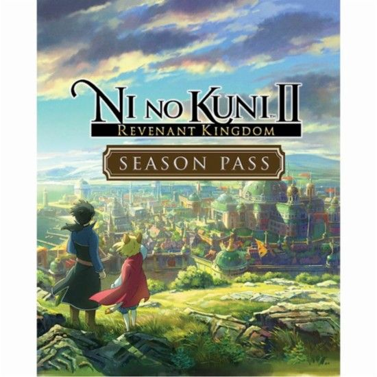 Ni no Kuni II Revenant Kingdom Season Pass (Steam Key)