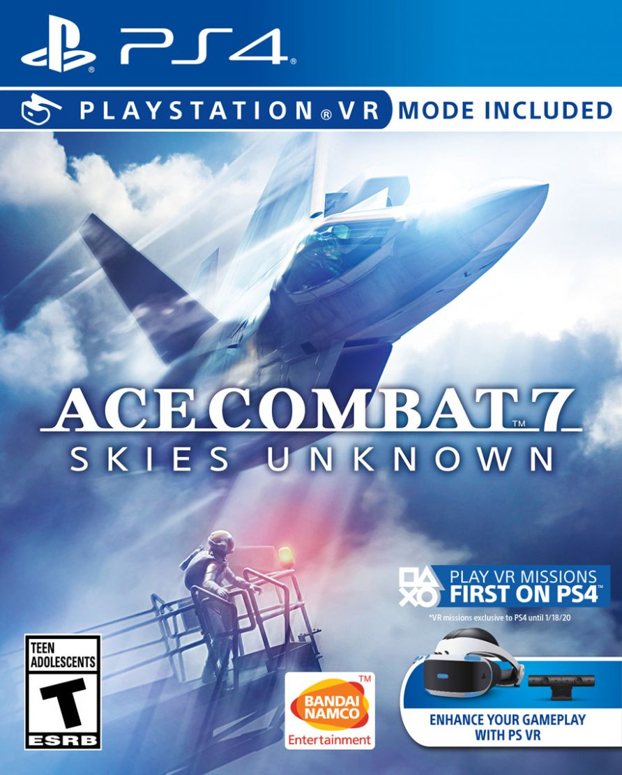 ACE COMBAT™ 7: SKIES UNKNOWN  - Aces at War Bundle (Playstation 4)