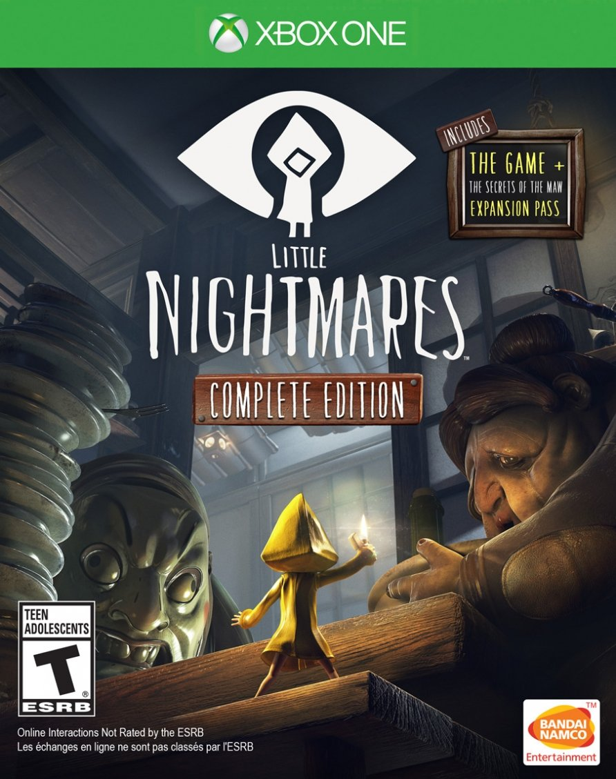 Little Nightmares Complete Edition (Xbox One)