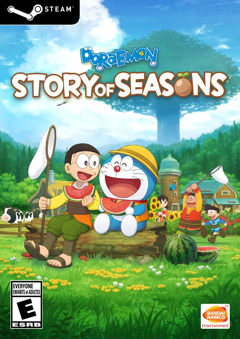 Doraemon Story of Seasons (Steam)