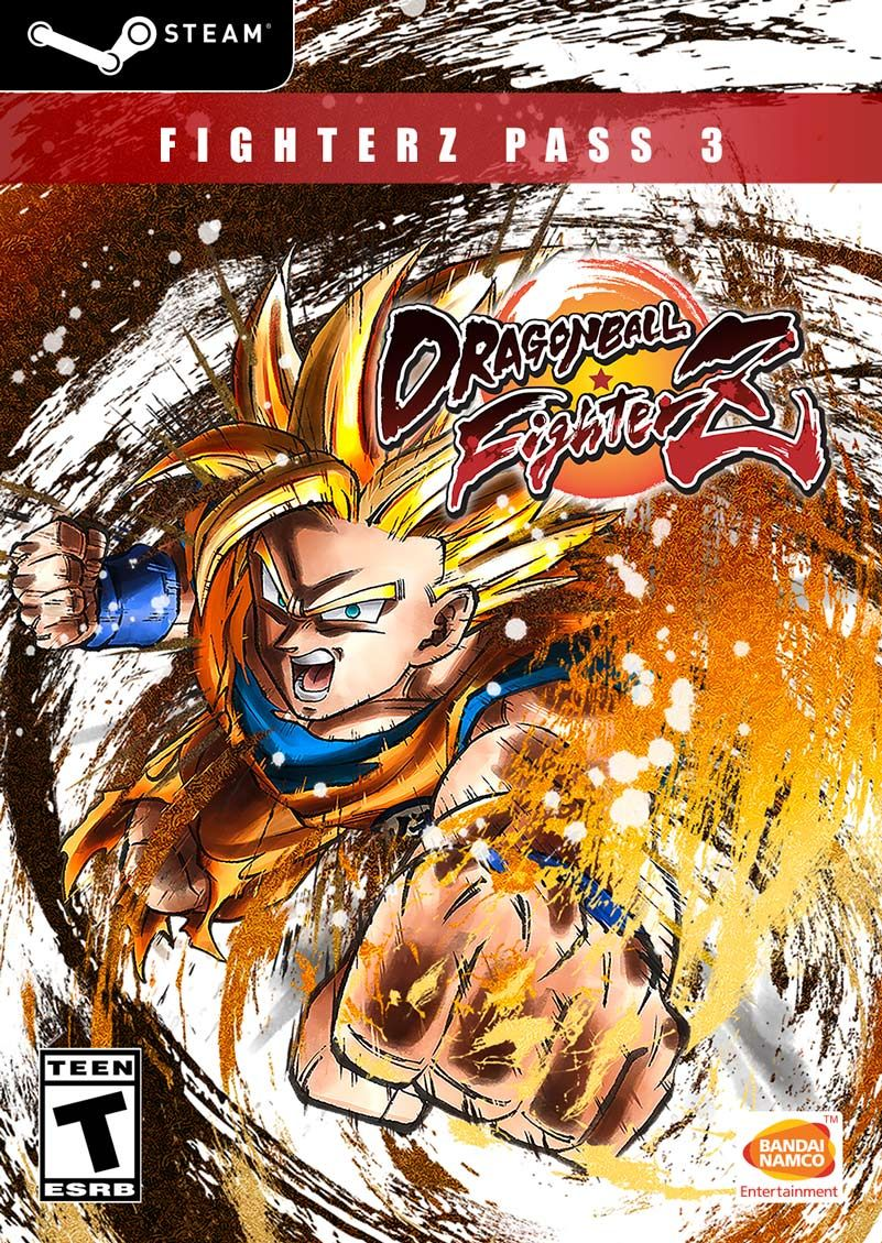 DRAGON BALL FighterZ - FighterZ Pass 3 (STEAM)