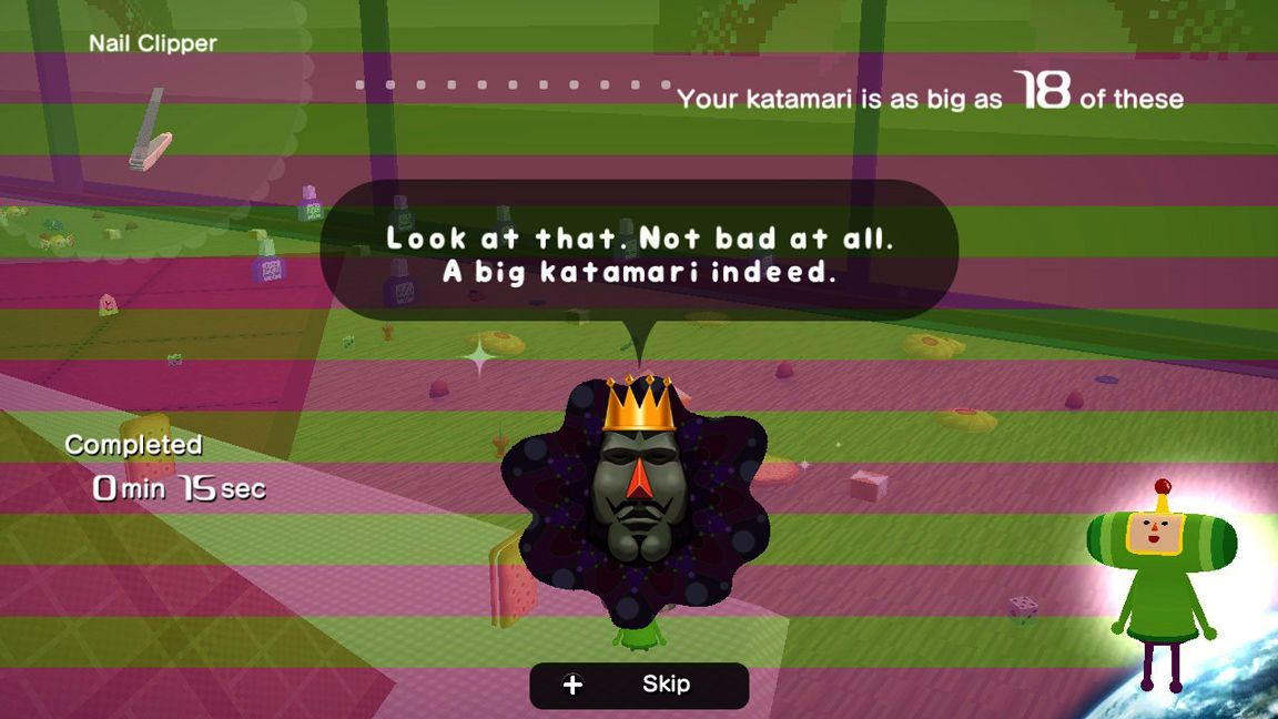 Katamari Damacy REROLL (Steam Key) | Bandai Namco Store