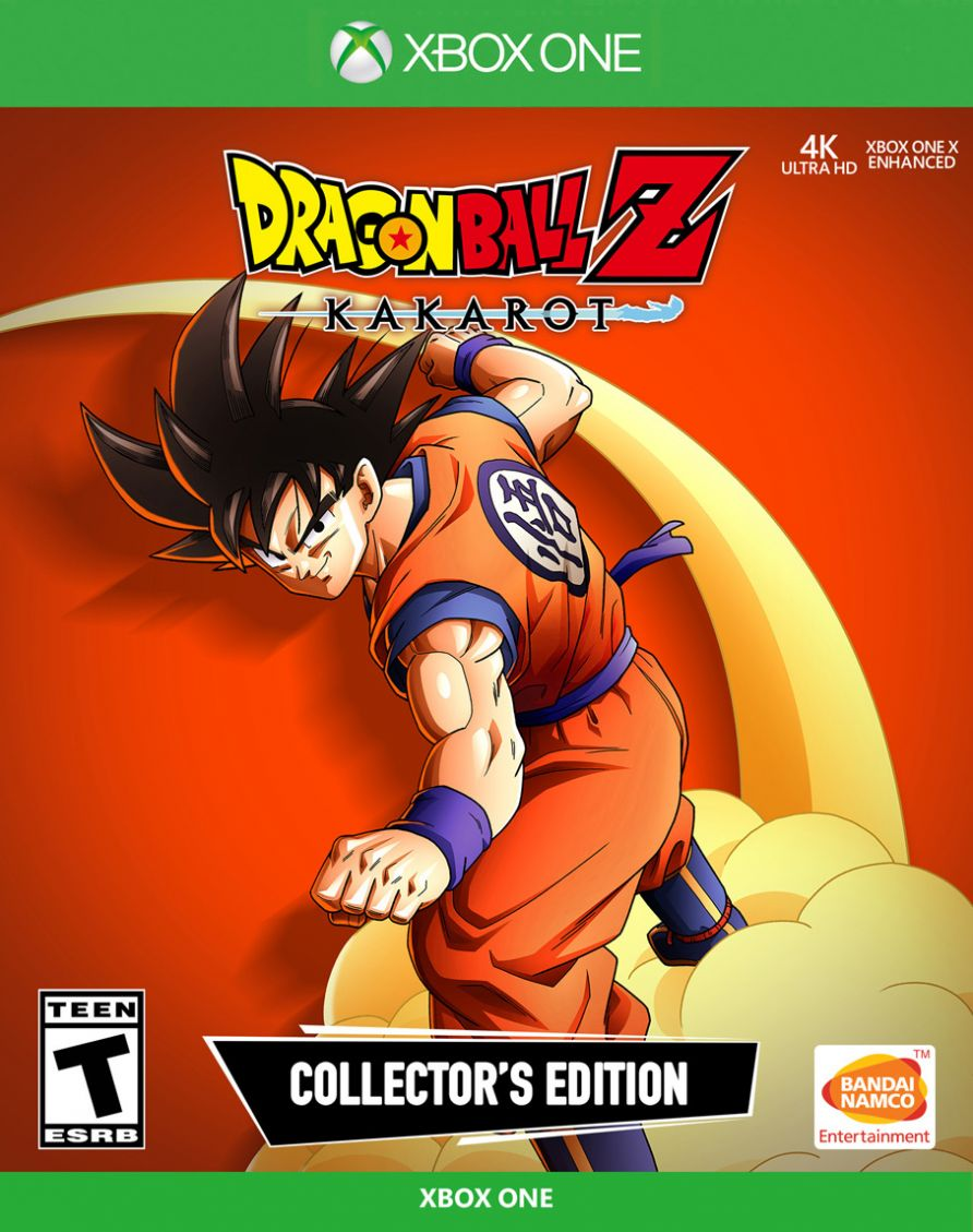 DRAGON BALL Z: KAKAROT Collector's Edition (XBox One)