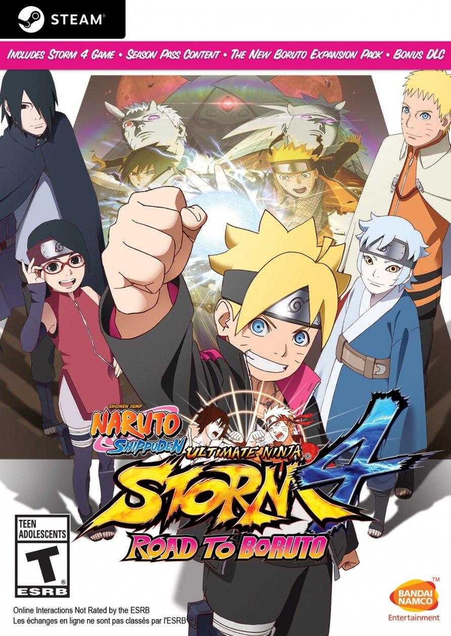NARUTO SHIPPUDEN: Ultimate Ninja STORM 4 Road to BORUTO (Steam Key)