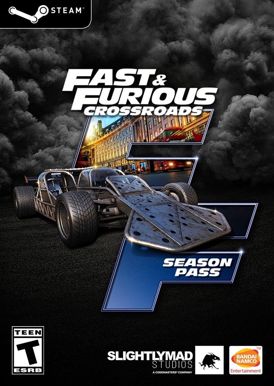 Fast & Furious Crossroads Season Pass  (STEAM)