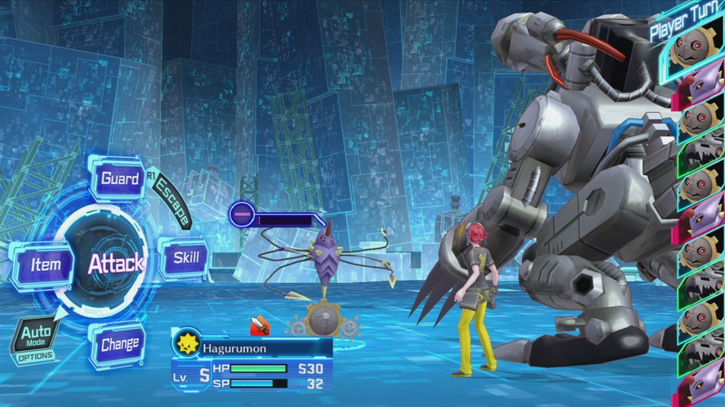 Digimon Story: Cyber Sleuth (PlayStation 4) | Bandai Namco ...