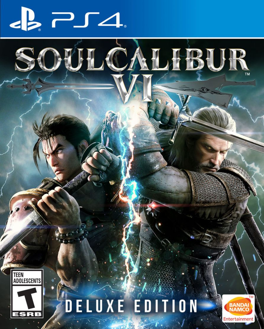 SOULCALIBUR™VI Deluxe Edition (Playstation 4)
