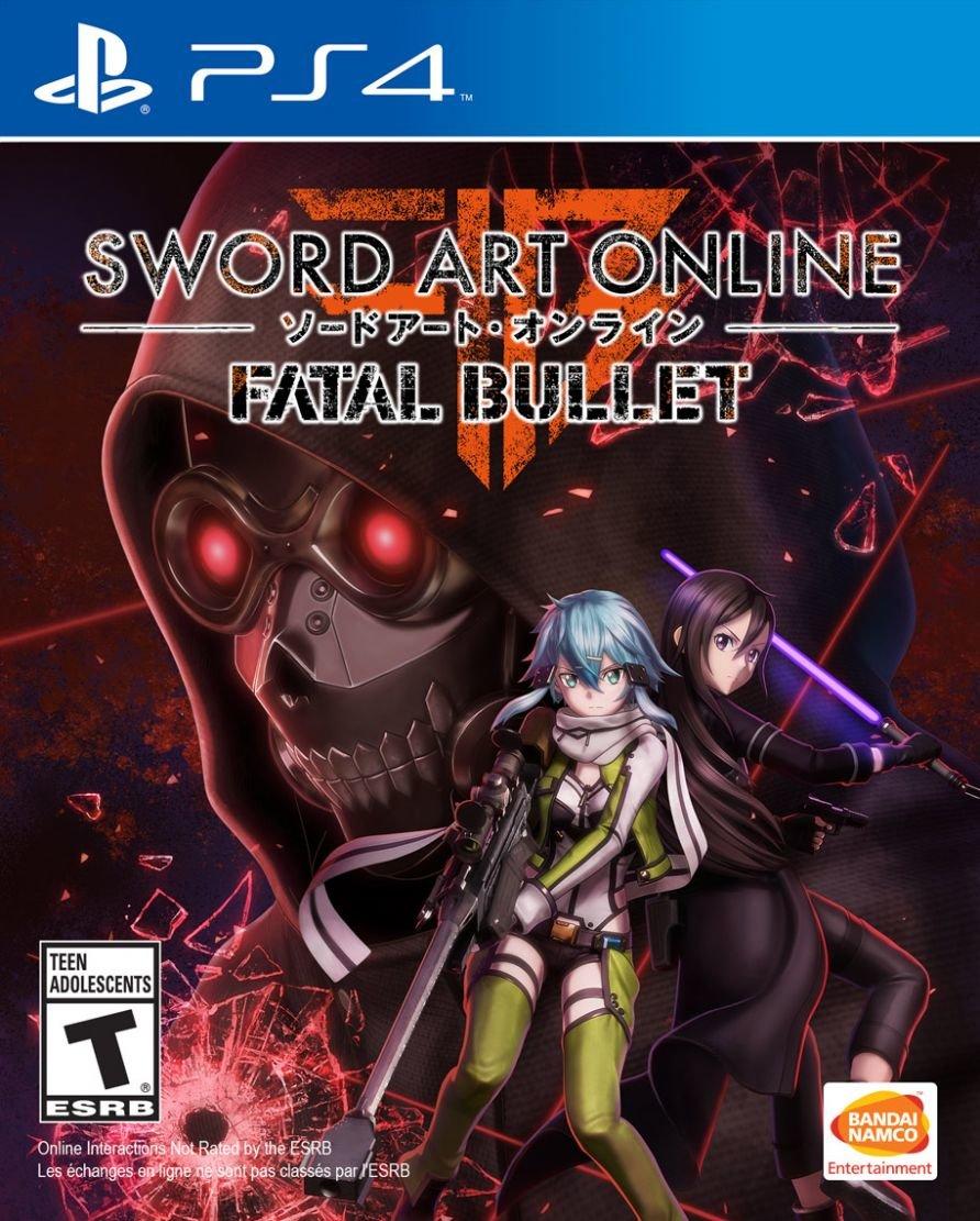 Sword Art Online: Fatal Bullet (Playstation 4)