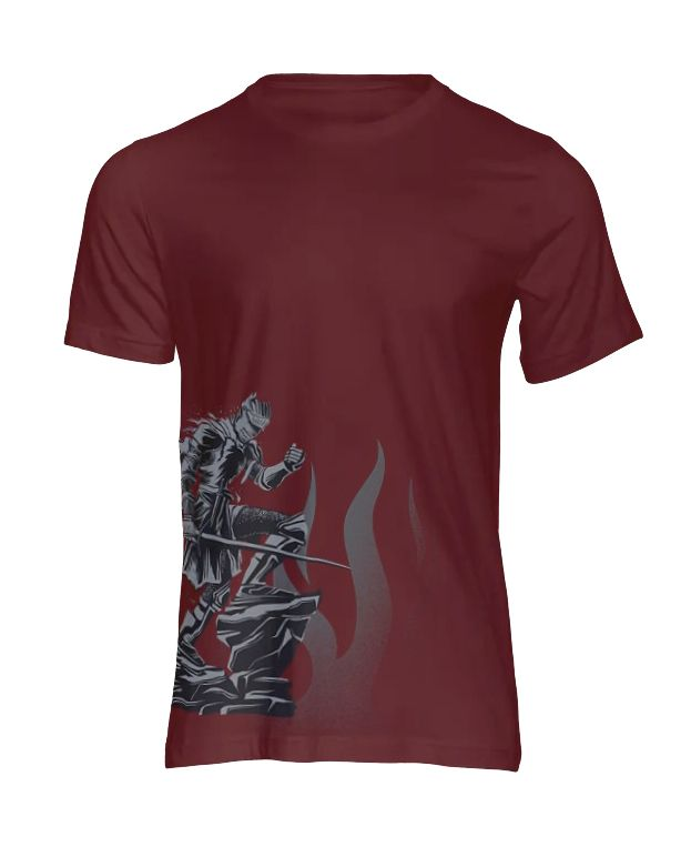 Dark Souls - Cinder T-Shirt - Large