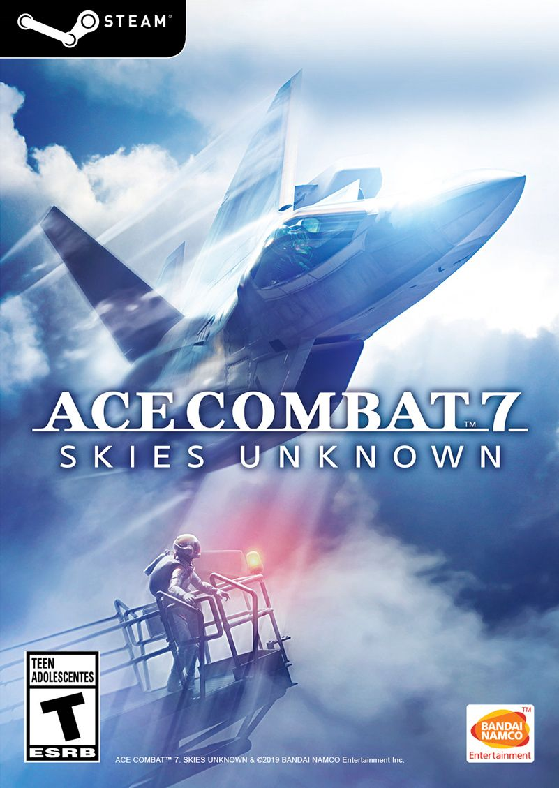 ACE COMBAT™7 Skies Unknown  (Steam Key)