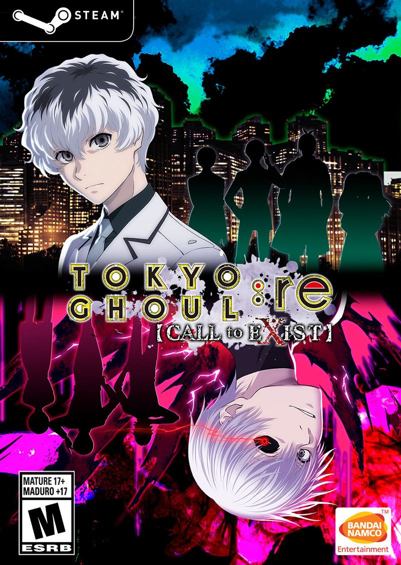 TOKYO GHOUL:RE CALL TO EXIST (Steam)