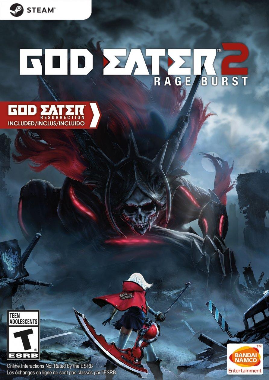 God Eater 2: Rage Burst (Steam Key)