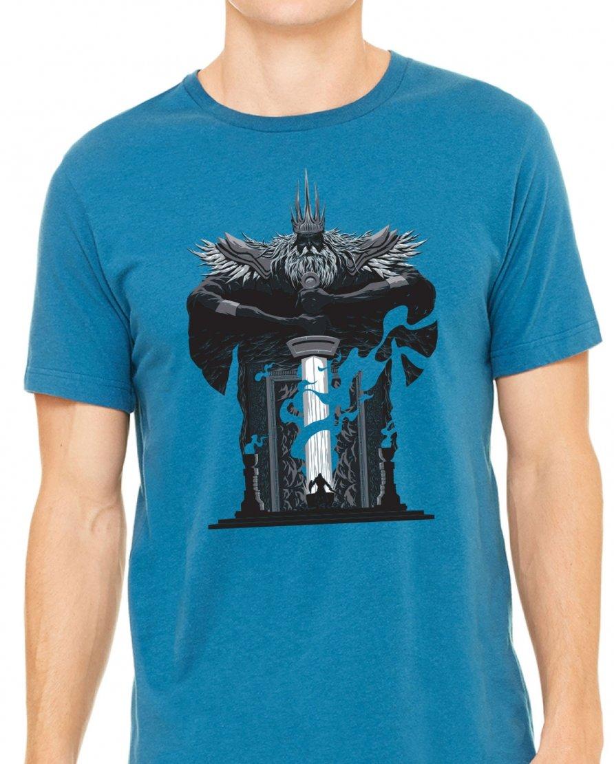 Dark Souls III GWYN T-Shirt - Size S